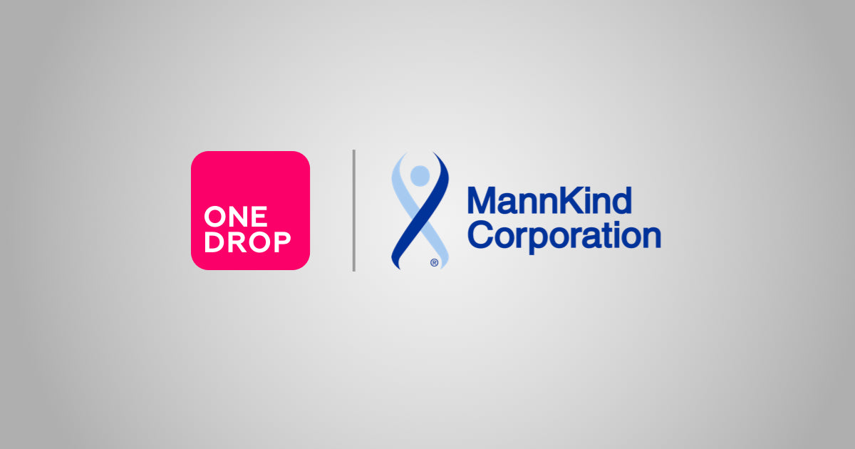 MannKind One Drop Partnership