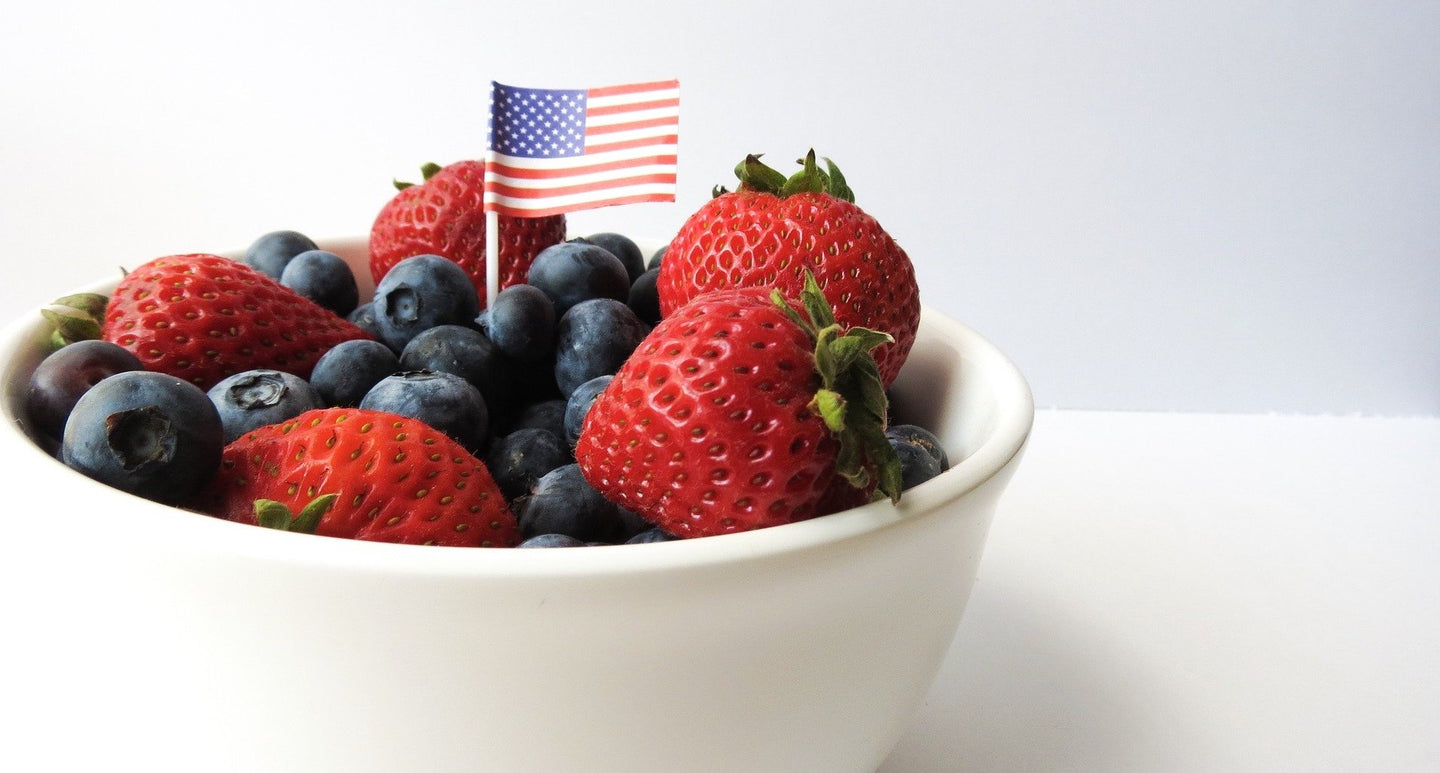 Celebrate the 4th of July with 16 Low-Carb Eats and Sweets