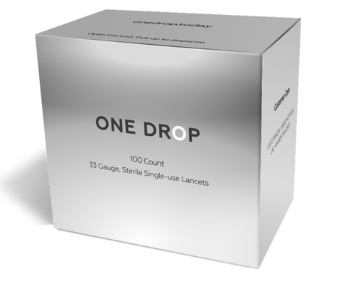 One Drop | Lancets 300CT A