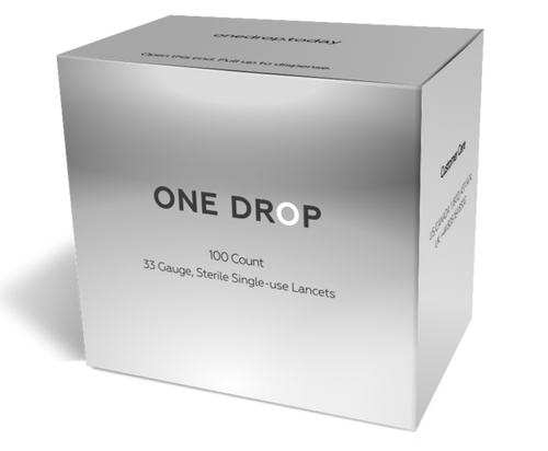 One Drop | Lancets 100CT A