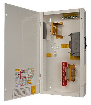 MidNite Breaker Box, 125A or 175A or 250A/125VDC, 10 Din rail breaker slots or 6 panel mount breaker slots
