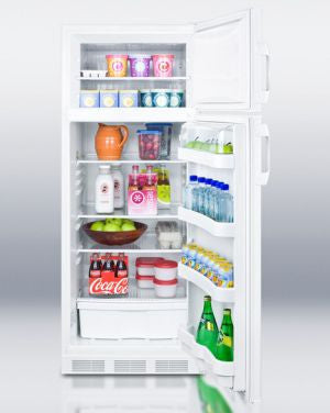 Mistral 11 Battery-powered upright combination refrigerator and freezer, 12 / 24 VDC, 10.7 ft³