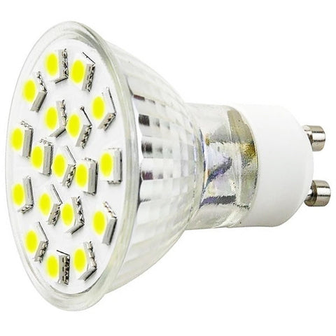 GU-10 LED  12Vdc or 48Vdc