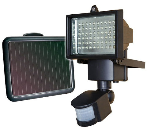 60 LED Solar Motion Security Light