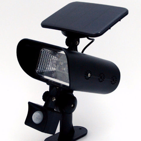 6-LED Motion Activated Solar Light