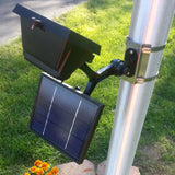 Commercial LED Solar Flagpole Light