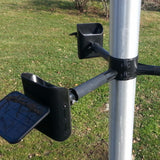 EXTREME SOLAR FLAGPOLE LIGHT TRI-LIGHT