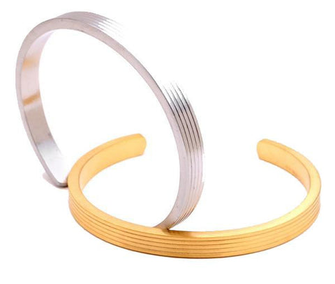 Cuff Bangle Bracelet (2 colors)