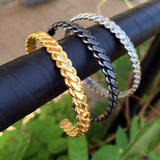 Stainless Steel Bracelet (3 colors)