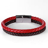 Leather Classic Bracelets (5 colors)