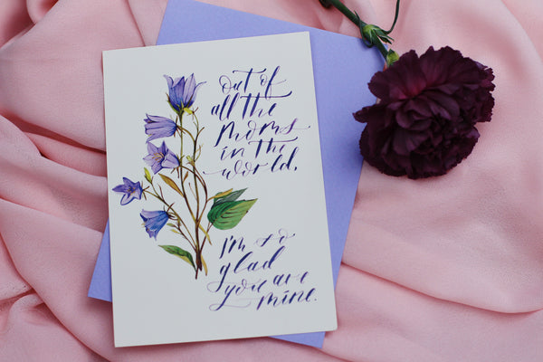 Card for Mothers