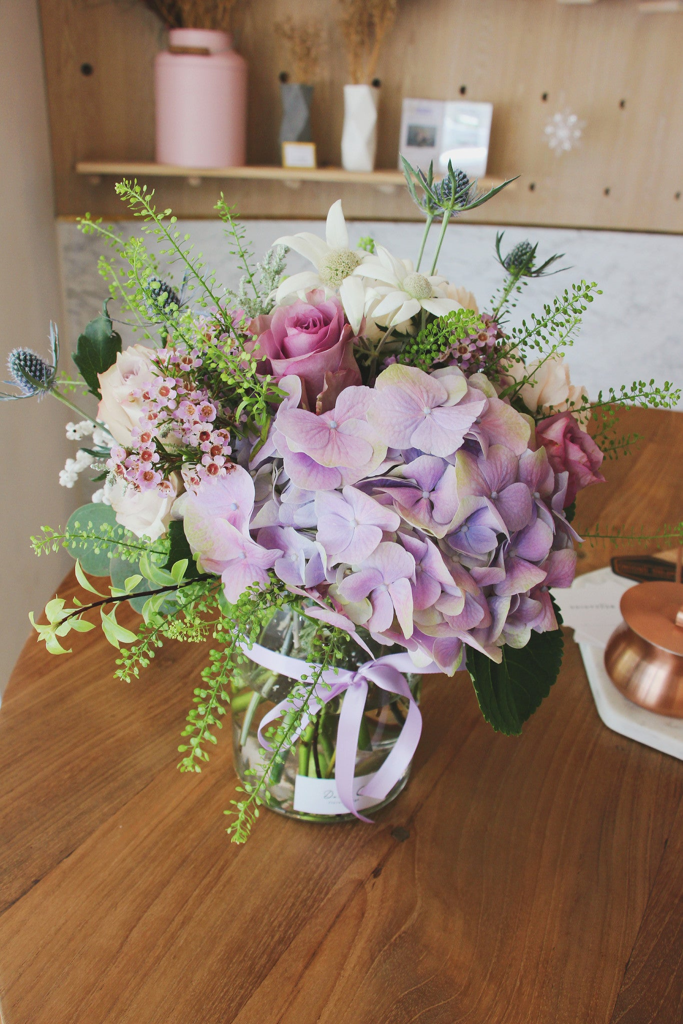 Monthly Flower Subscription For 6 Months 6 Arrangements In Total Dawn Q Floral Design