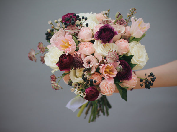 Wedding Floral Intensive Workshop (8 lessons)