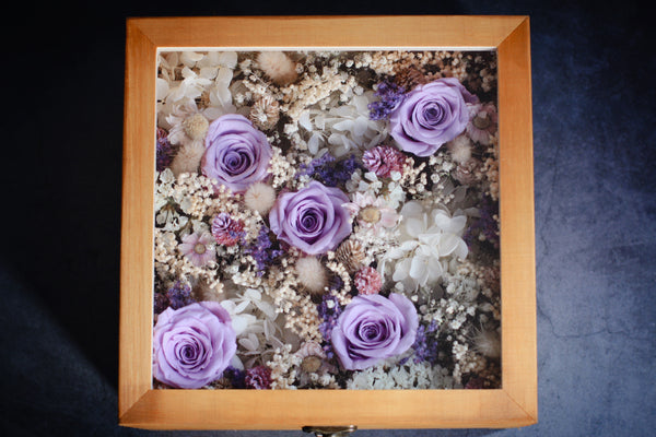 Violet Evergarden (Dried and Preserved Flowers)