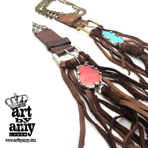 Buckle B Necklace