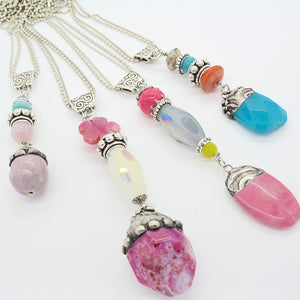 Spring Candy Necklace