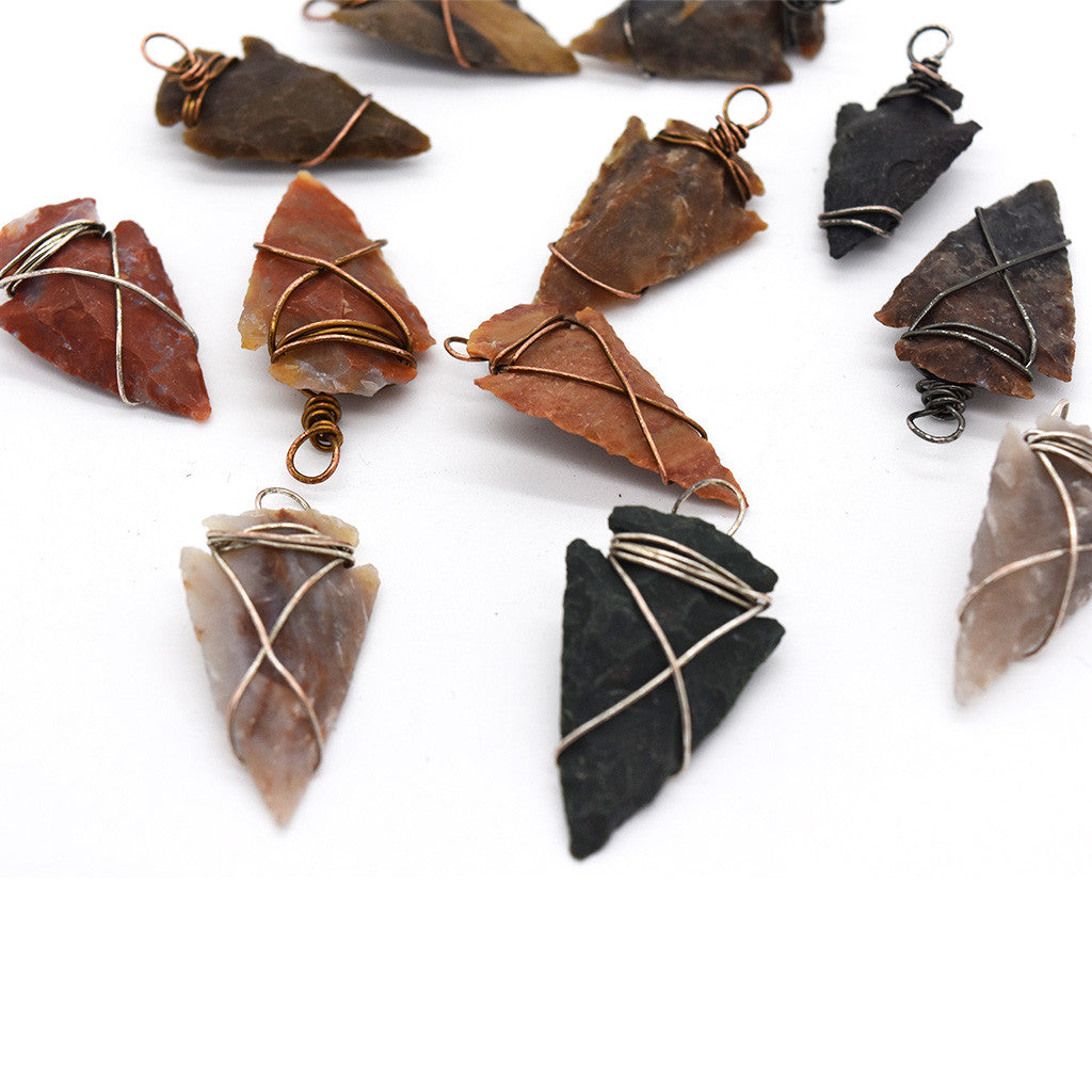 Wrapped Arrowheads