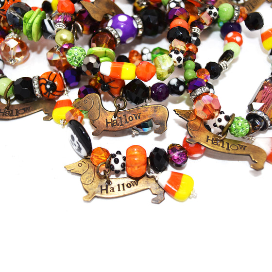 Hallowiener Stretch Bracelet