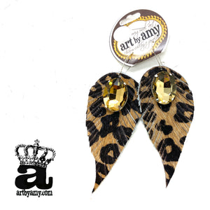 The Lepardito Earring