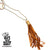 Leather Tassel *TASSEL ONLY*