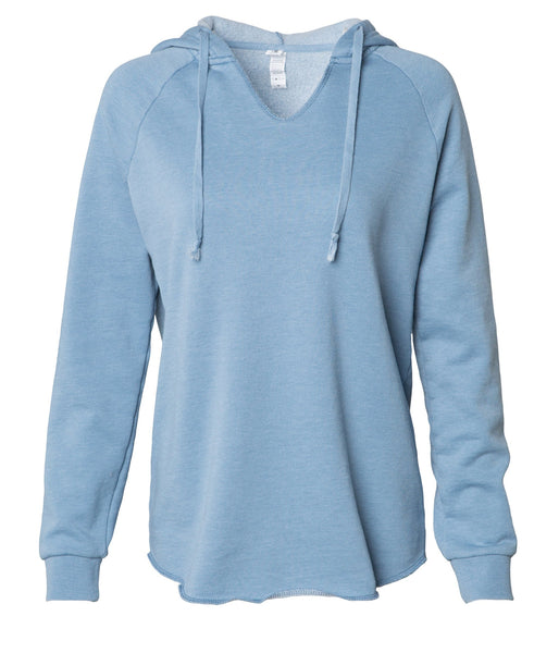 Be Present -Blue Lightweight Sweatshirt