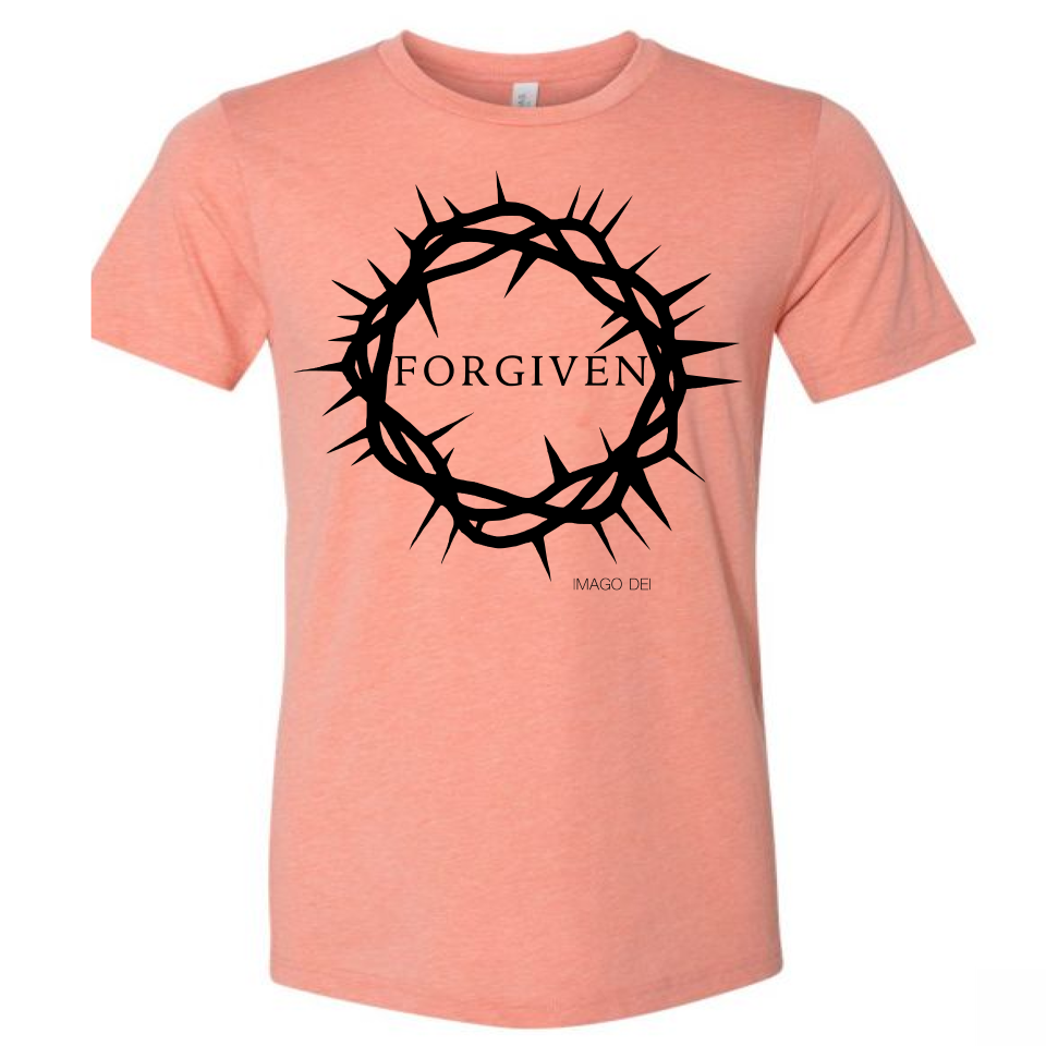 Forgiven - Adult Sunset Tee