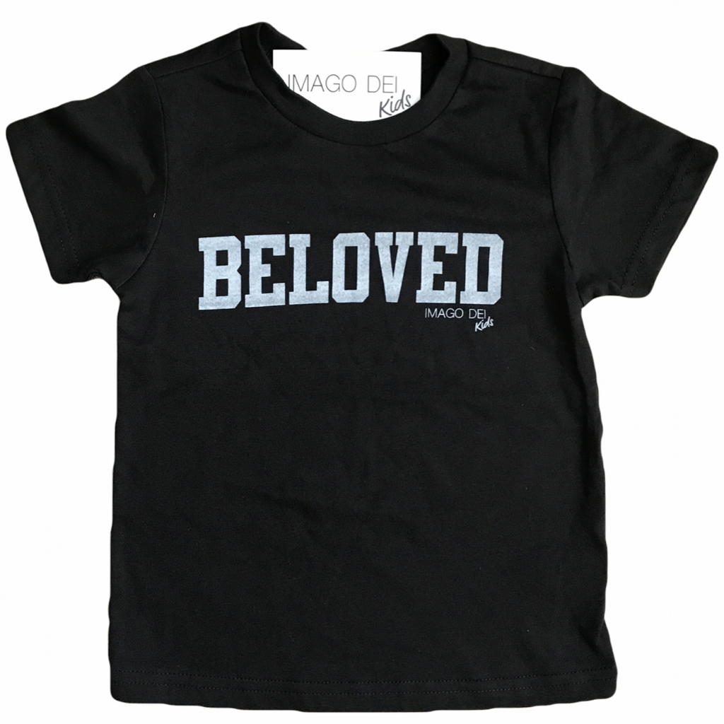 Beloved -Black Tee