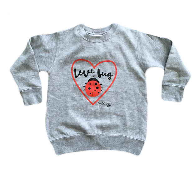 Love Bug-Sweatshirt