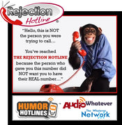 THE Rejection Hotline® (RejectionHotline.com)