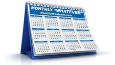 "MonthlyWhatever.com - Featured ""WHATEVER"" for the Month of:"