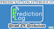 PredictionLog.com / ProofOfPrediction.com