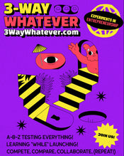 A-B-C-Testing Everything (at least) 3 WAYS! 3WayWhatever.com