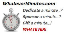 WhateverMinutes.com