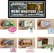 MemeWhatever.com... *Memes IN REAL LIFE?!?