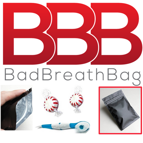 Bad Breath Bag