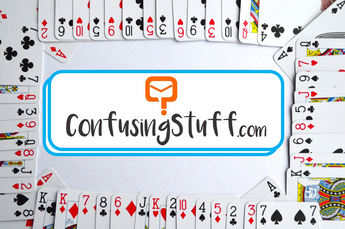 ConfusingStuff.com: A Deck of Cards Has Never Been So Confusing! ;)