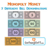 ConfusingStuff.com: Send Monopoly Money! (But, WHY?!?)