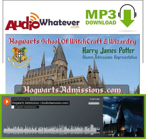 HogwartsAdmissions.com - Find Out If YOU Have What It Takes To Get In!