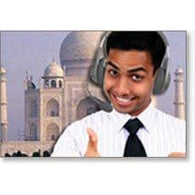 Outsource A Friendship to India (HumorHotlines.com - Get the phone number!)