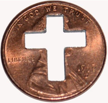 "CROSS Penny! (""Whatever Pennies"" from PennyWhatever.com)"