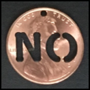 "NO (""Whatever Pennies"" from PennyWhatever.com)"
