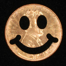 "SMILE (Happy) Penny! (""Whatever Pennies"" from PennyWhatever.com)"