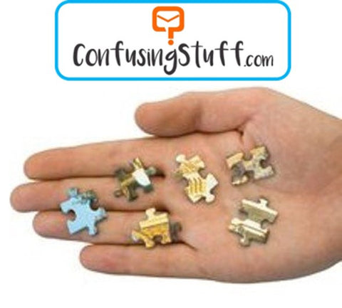 ConfusingStuff.com: Send Random Puzzle Pieces (From different puzzles?!?)