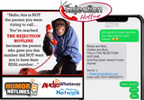 RejectionTEXT.com?!? [The Rejection Hotline® v2.0 - New PREMIUM Number (now with TEXT-BACKS!)]