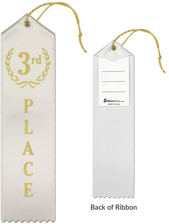 3rd Place Ribbon