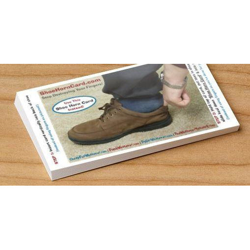 Shoe Horn Card (www.ShoeHornCard.com)