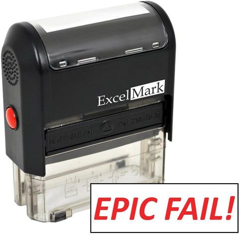 Stamp: EPIC FAIL!