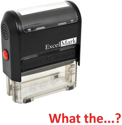 Stamp: What the...?