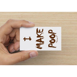 I Make Poop (ImakePoop.com) - Card(s)