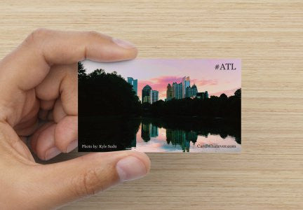 Atlanta City Collection - Piedmont Park #ATL